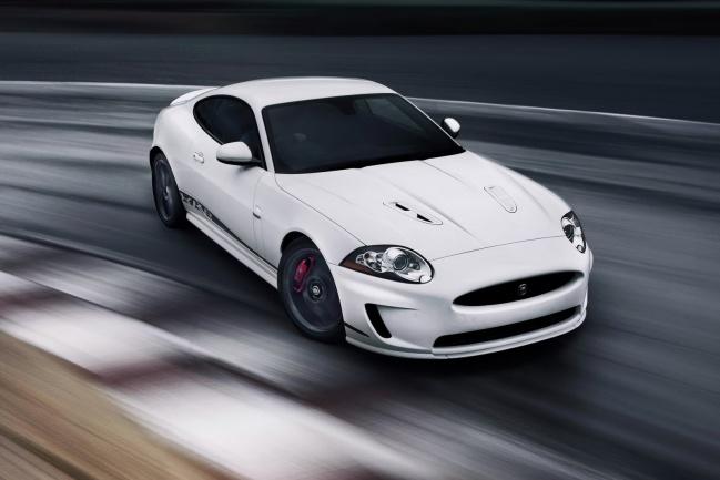 Jaguar XKR 2011 Speed