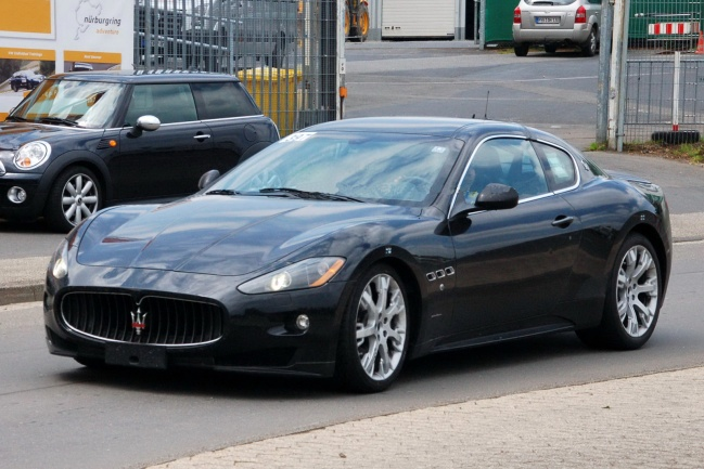 2011 Maserati GranTurismo Special