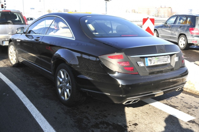Mercedes-Benz CL-Class 2011