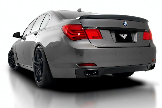 BMW VR-7 Sportiv Aero Pacage от Vorsteiner