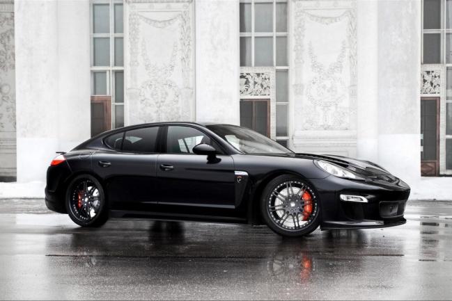Porsche Panamera Stingray от TopСar