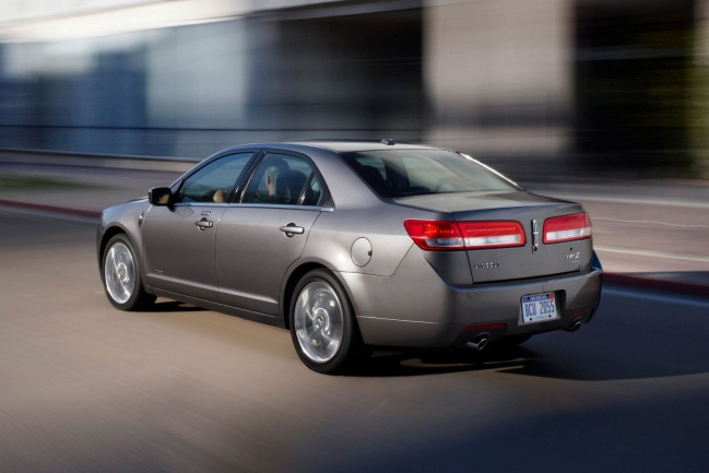 Lincoln MKZ 2011