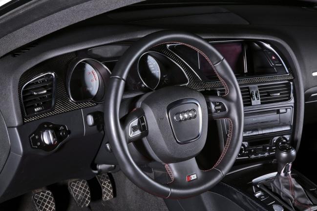 Интерьер Audi S5 V8 FSI от Senner Tuning AG