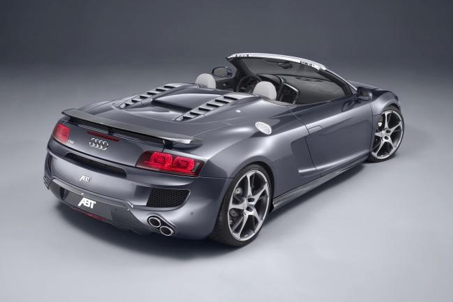 ABT Audi R8 Spyder