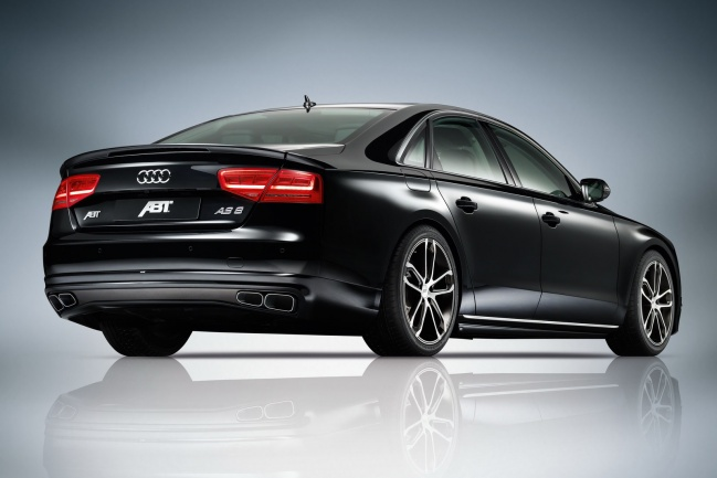 Audi AS8 ABT