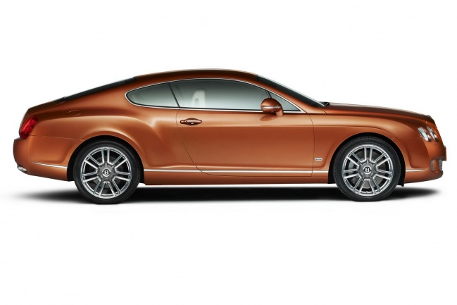 Bentley Continental GT China