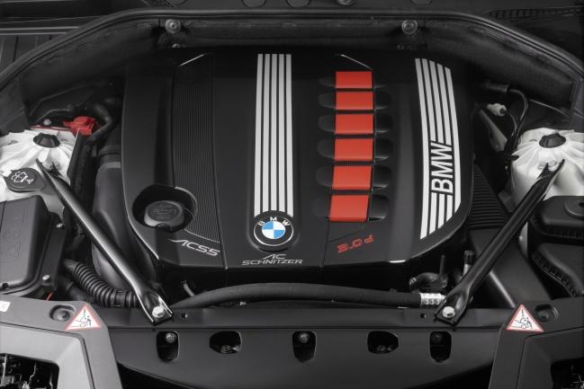 Двигатель BMW 5-Series GT от AC Schnizter
