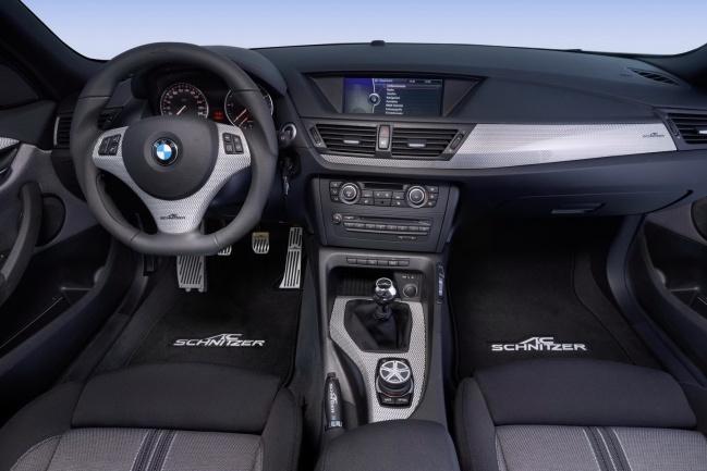 BMW X1 AC Schnitzer interior