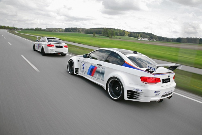 G-Power Bmw M3 GT2 S - Tornado CS