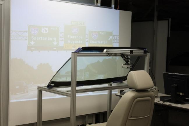 Новый тип лобового стекла от GM