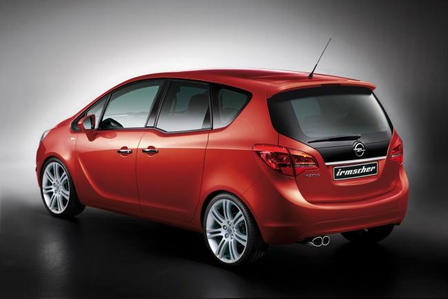 Opel Meriva от Irmscher
