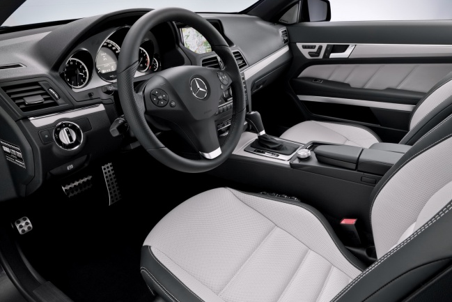 Mercedes-Benz E-Class Prime Edition interior