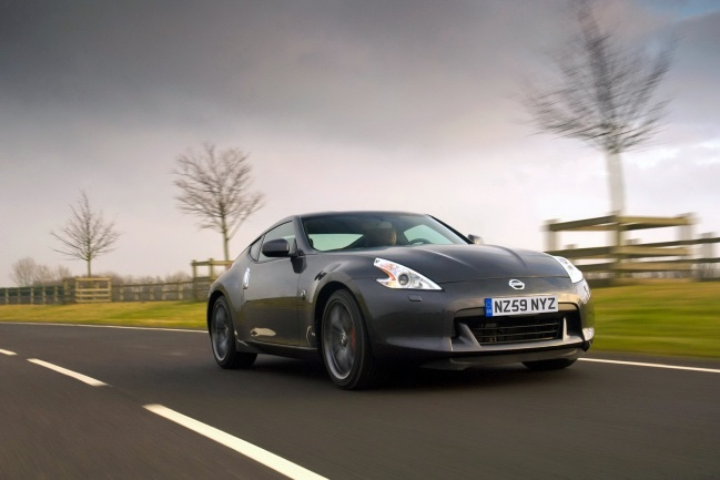 Nisan 370Z Black Edition