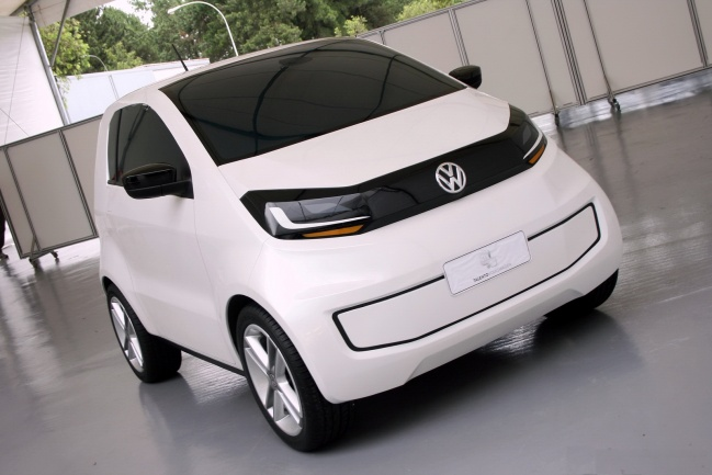 Volkswagen In Micro Car Concept от VW Brazil Design
