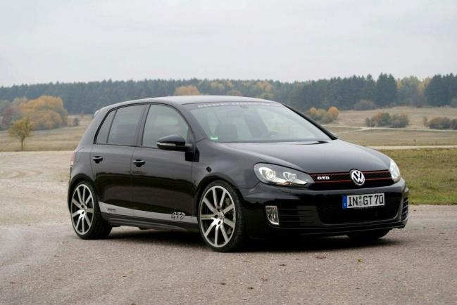 Volkswagen Golf VI GTD и GTI от MTM