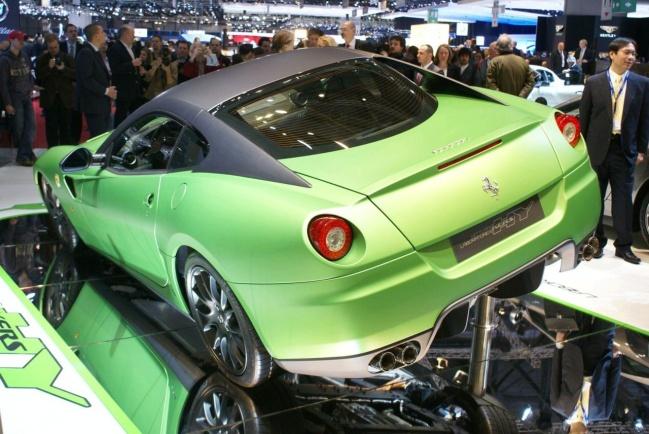 Концепт HY-KERS от Ferrari