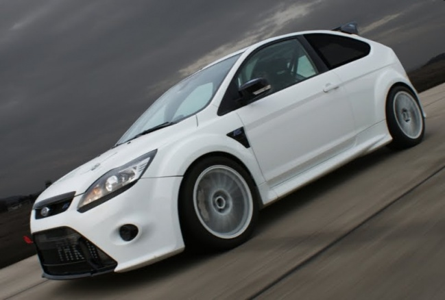 Ford Focus RS 24h Ring