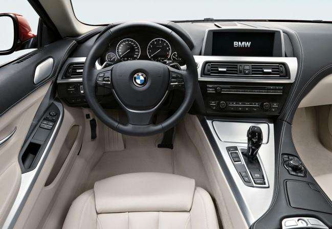 Озвучена стоимость BMW 6-Series в России