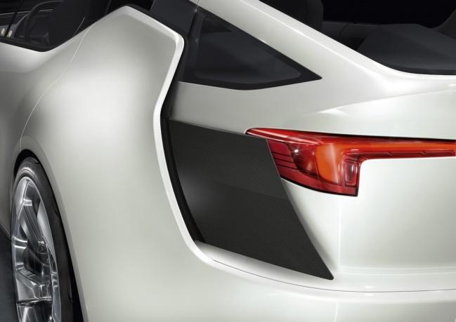 Opel Flextreme GT-E concept боковые диффузоры