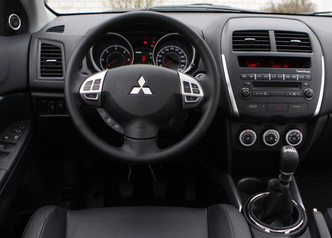 В США будут собирать Mitsubishi ASX для России