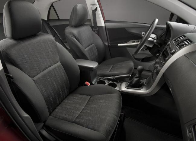 L.A. Auto Show - 2010: Toyota Corolla