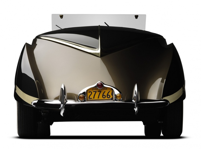 1938 rolls-royce phantom 3 vutotal cabriolet