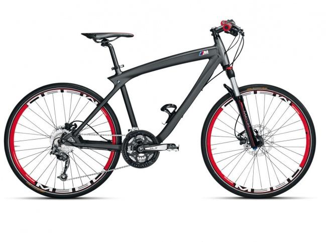 Велосипед от BMW M