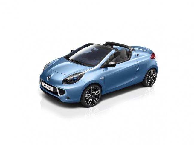 Кабриолет Renault Wind