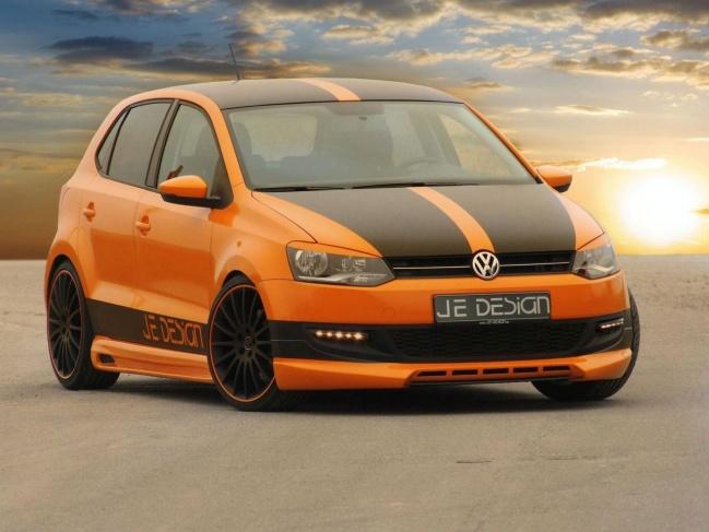 Volkswagen Polo V от JE Design