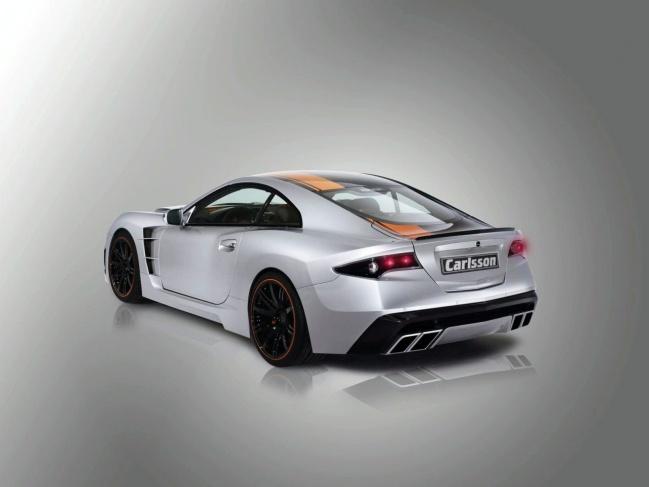 Super GT С25 от Carlsson