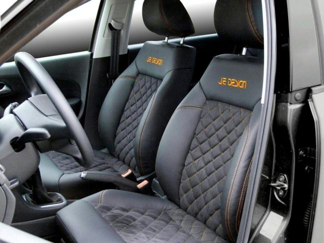 Интерьер Volkswagen Polo V от JE Design