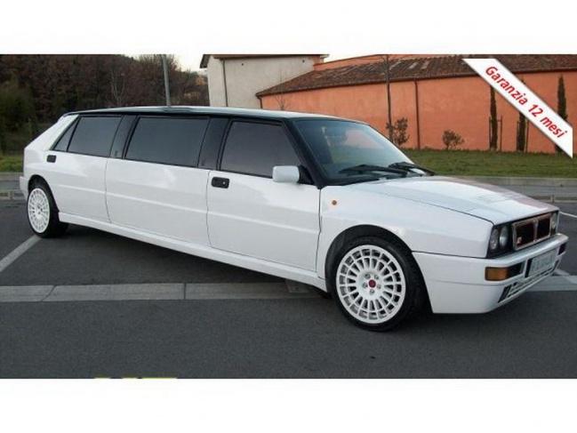 Lancia Delta HF integrale limousine