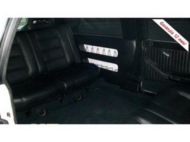 Lancia Delta HF integrale limousine interior