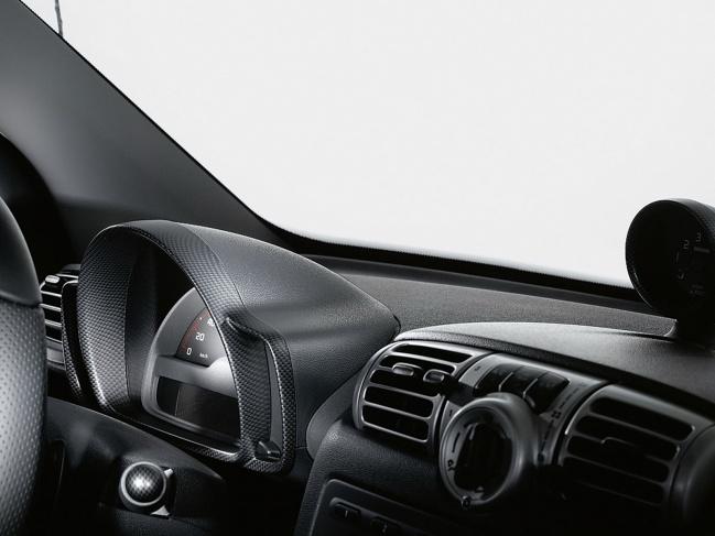 Smart fortwo interior accessories