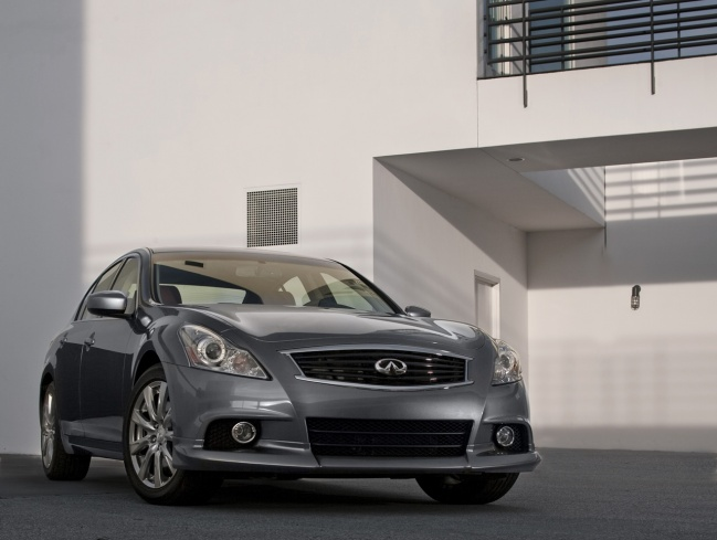 Infiniti G37 20th Anniversary Edition