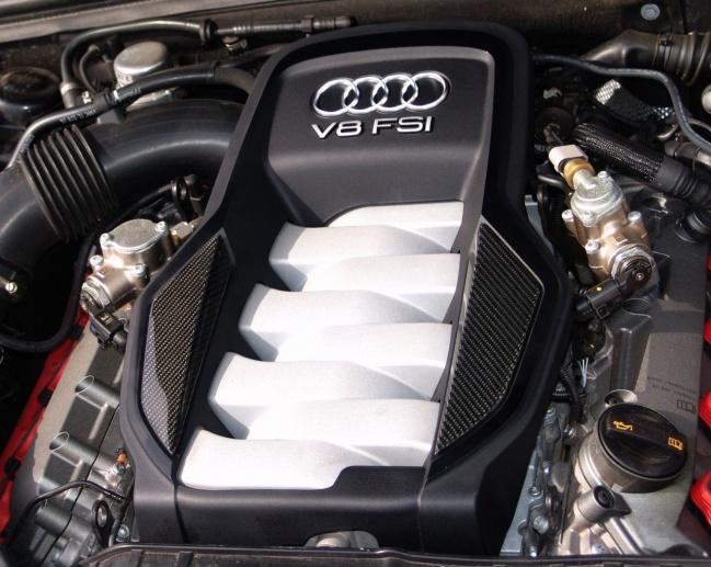 Двигатель Audi S5 V8 FSI от Senner Tuning AG