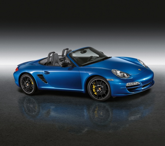 Porsche Boxster equipment package