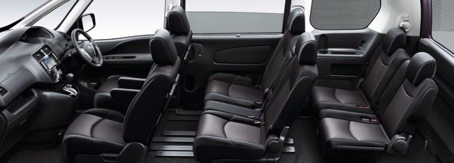 В Японии представили новое поколение Nissan Serena