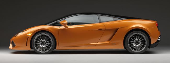Представлена специальная версия Lamborghini Gallardo Bicolore