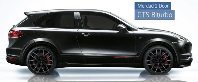 Merdad Cayenne 902 Coupe