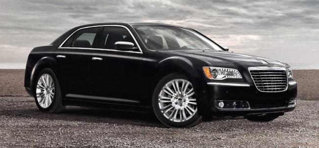 Состоялась премьера нового Chrysler 300