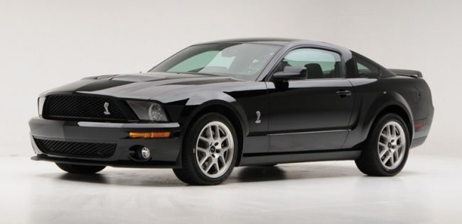 Представлен Shelby Mustang GT500 Code Red с 1000-сильным двигателем