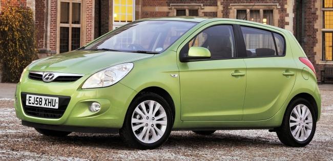Hyundai прекращает продажи Getz и i20 в России