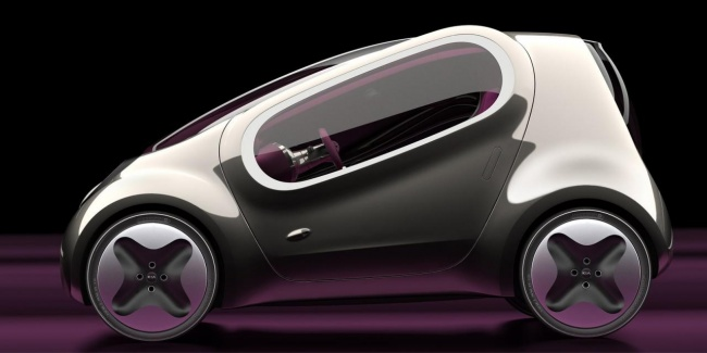 Kia POP electric vehicle concept