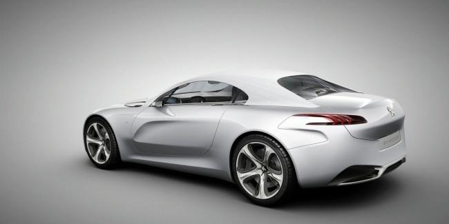 Peugeot SR1 Concept Car
