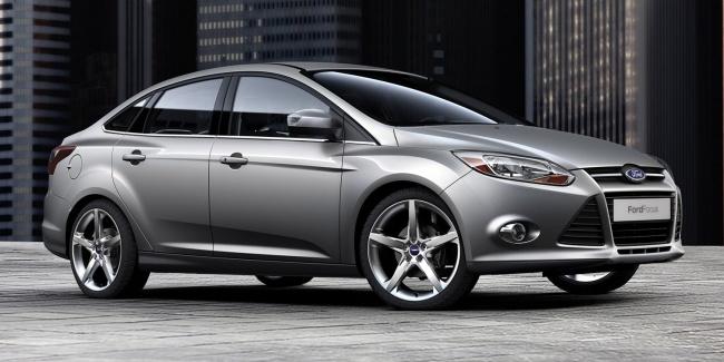 Европейский дебют Ford Focus III Sedan пройдет в Москве