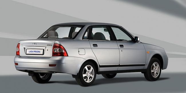 АвтоВАЗ планирует выпуск LADA Priora на сжатом газе