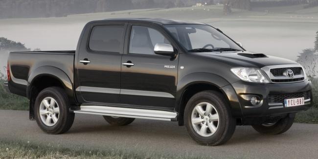 В Москве пройдет российский дебют Toyota Hilux