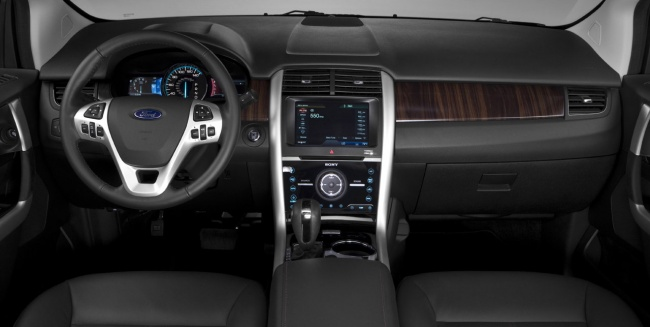 Ford Edge 2010 interior