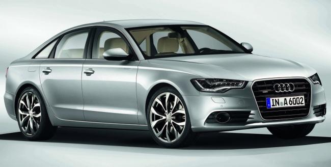 Опубликованы российские цены на Audi A6 нового поколения